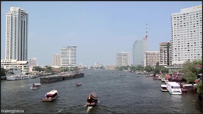 Riverside, Бангкок, Таиланд